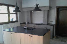 Keuken & opbergruimtes