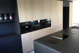Keuken uit hout