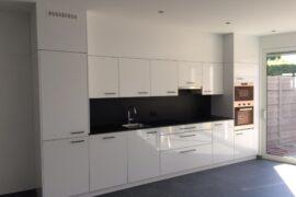Prachtige witte keuken